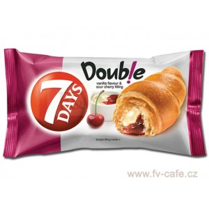 7 days double vanilie & cherry